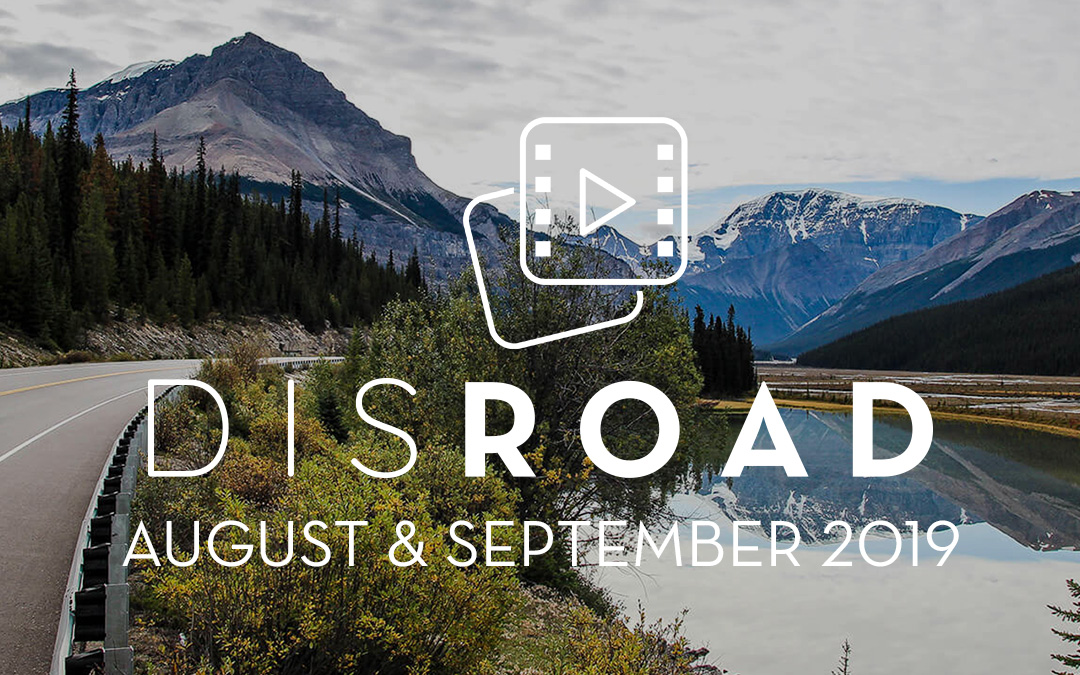 Video #2 – Storming the Canadian Rockies